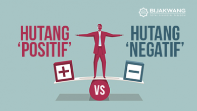 Photo of Hutang 'Positif' vs Hutang 'Negatif'